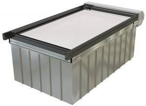 Roll-Up ChemTank Cover Closed