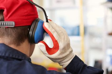 Hearing Protection Photo