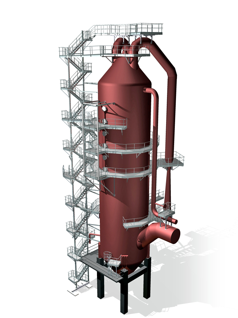 IMAGE4_R-taso_Stair towers for demanding industrial use