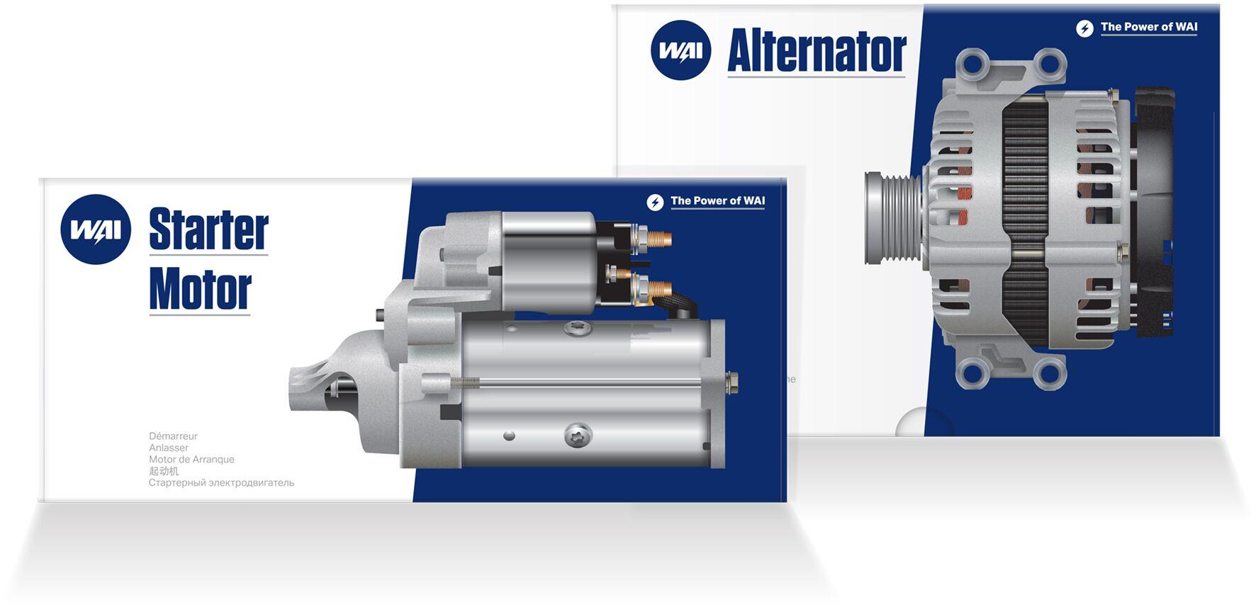 Starter and Alternator (002)