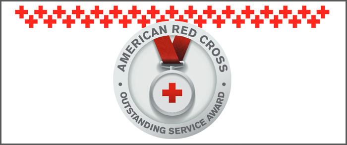 TVH Red Cross Award